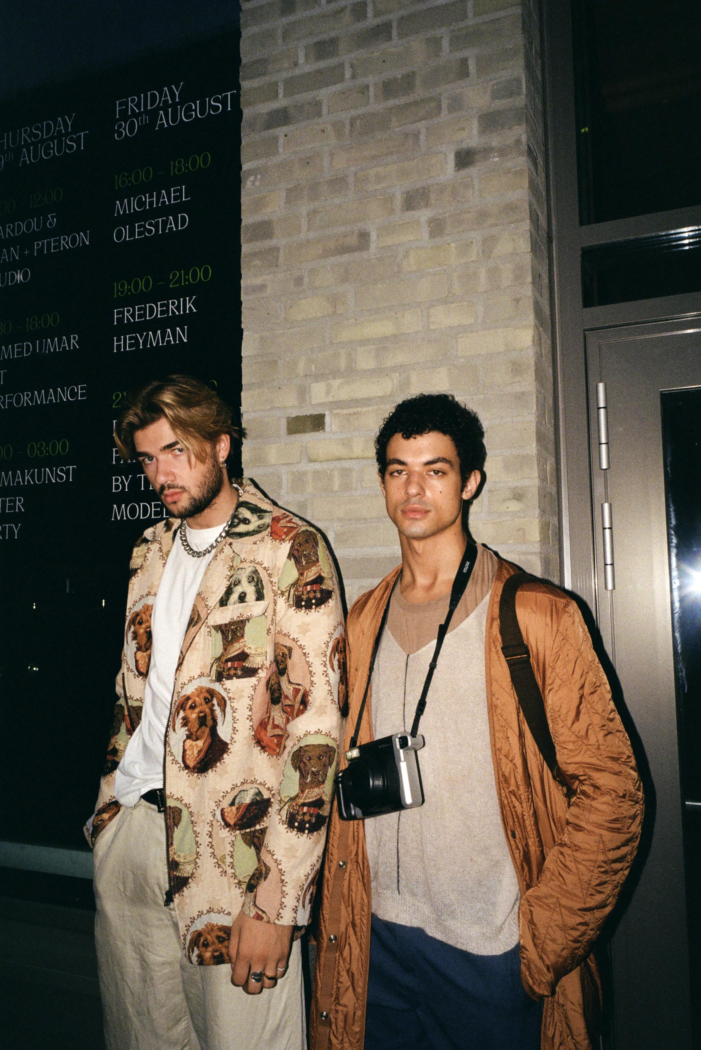 Malik Alain, Charles Caesar Photography