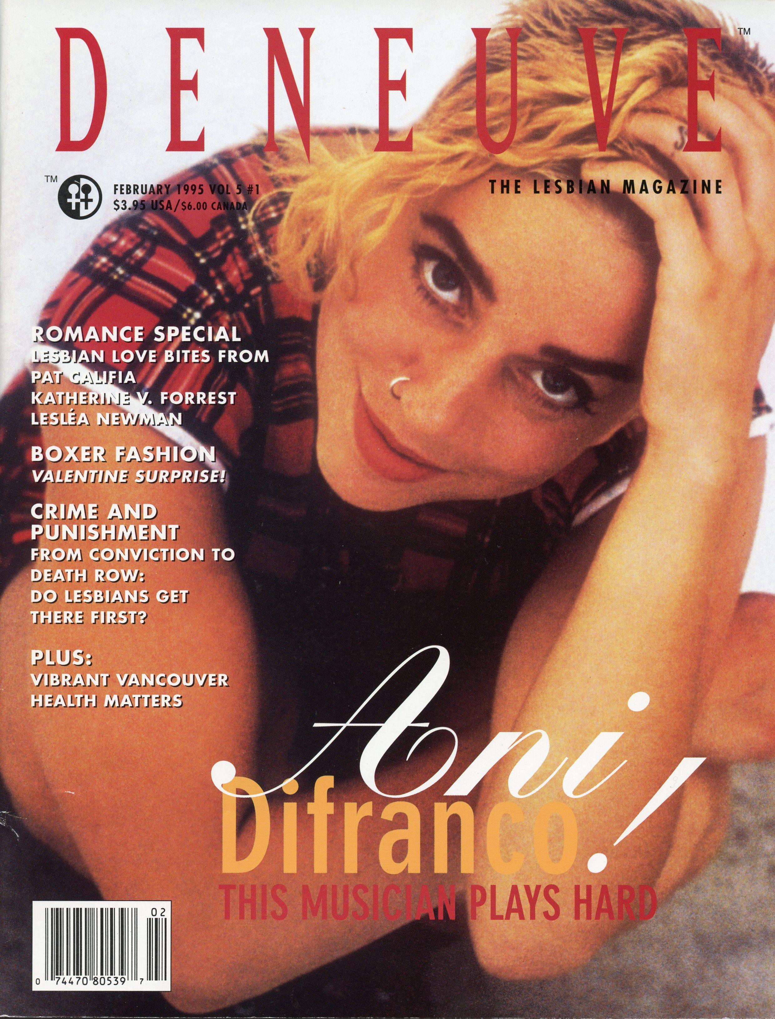 Magazines for lesbians