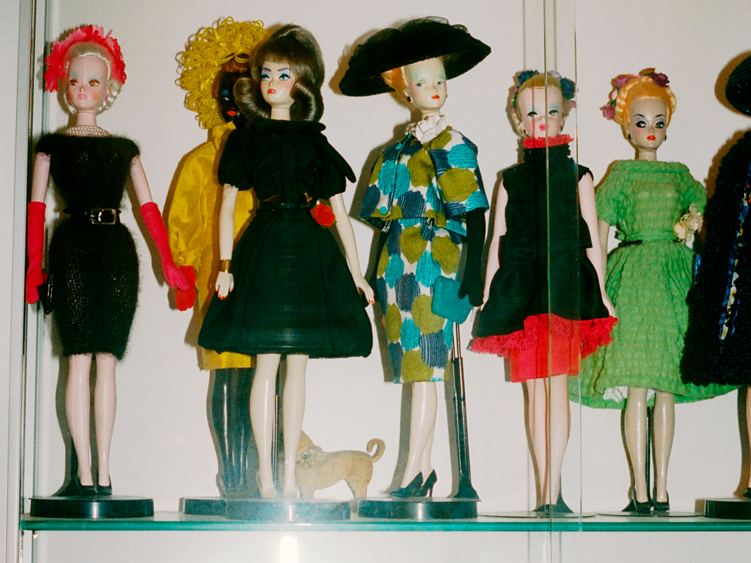 Bambole Methodical Barbie Dolls Of The World French Can Can 1996