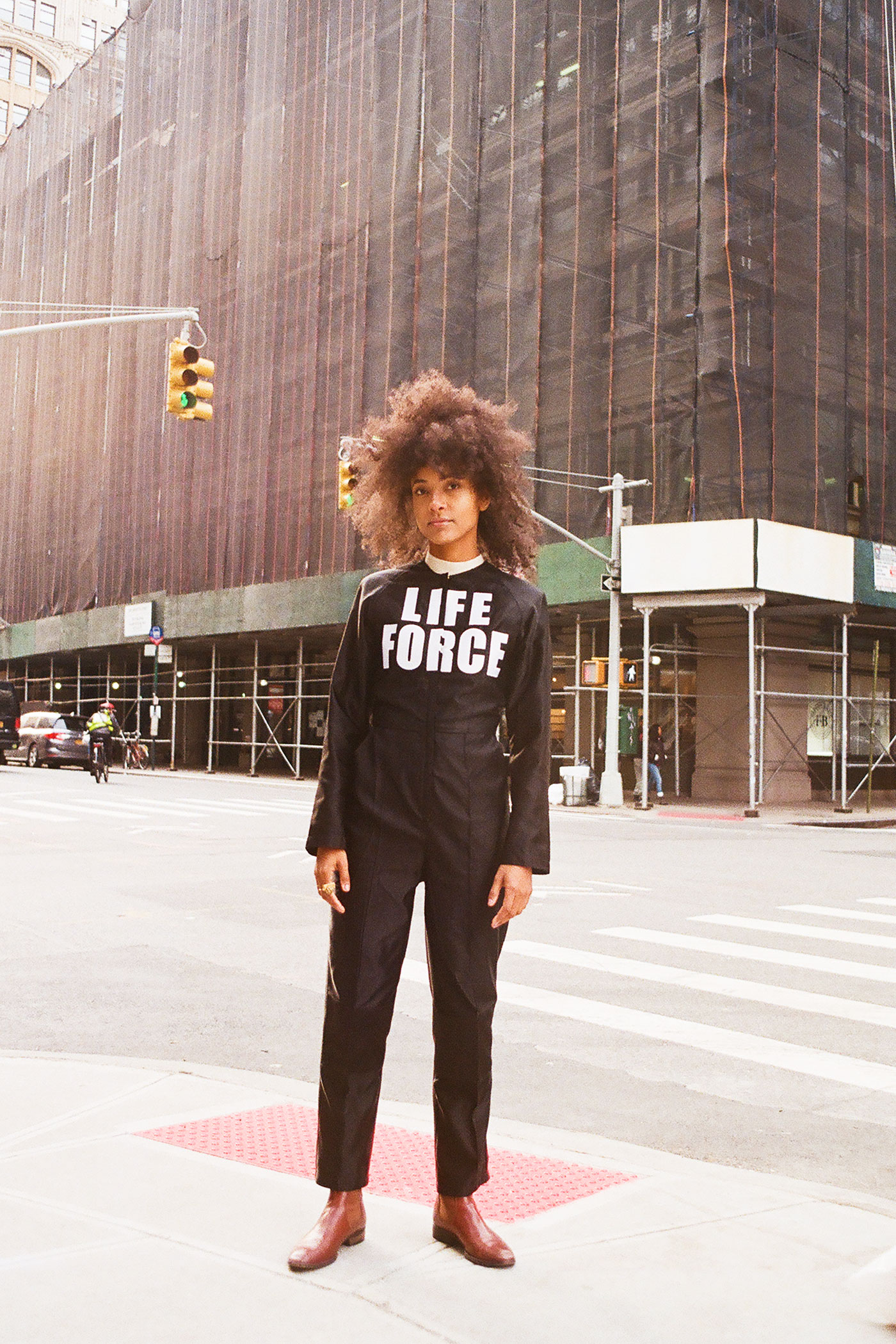 The Life Force of Esperanza Spalding | Page 5 | Office Magazine