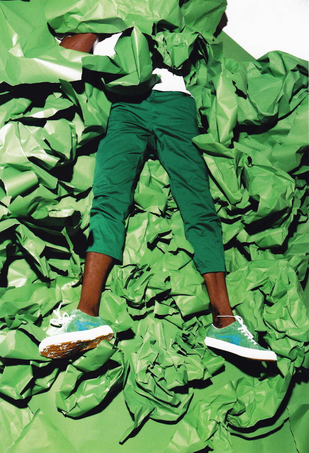 Converse X Golf Le Fleur Office Magazine