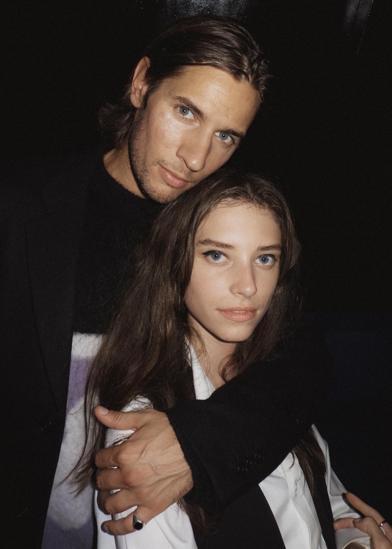 Antoine Harinthe + Sophie Martynova