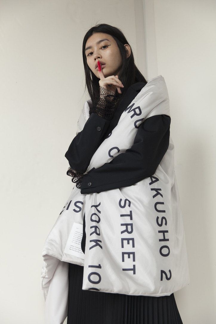 7dbbdb0307 Ming Xi: IRL Angel | Office Magazine