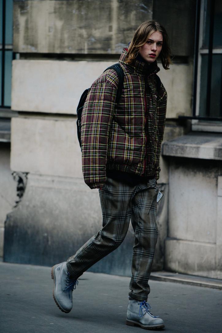 PFW Men's Street Style | Office Magazine