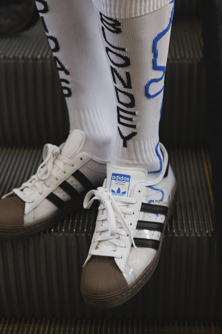 adidas superstar office london