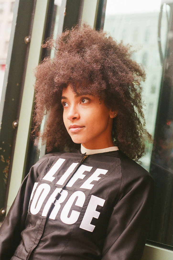 The Life Force of Esperanza Spalding | Office Magazine