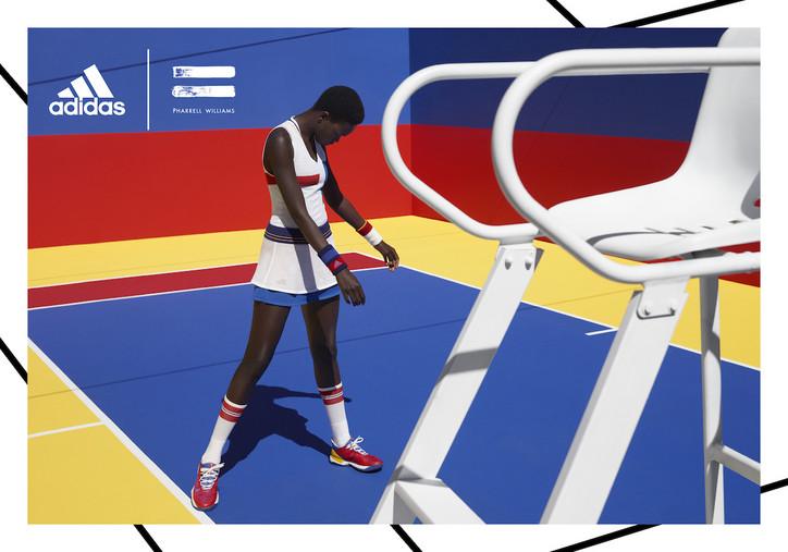 28be744add4ac adidas Tennis by Pharrell Williams