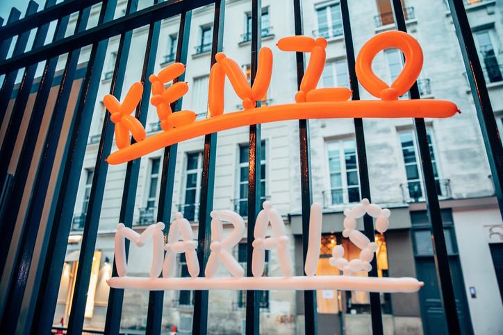 0a1cef9fd485 Kenzo s New Paris Store   Office Magazine