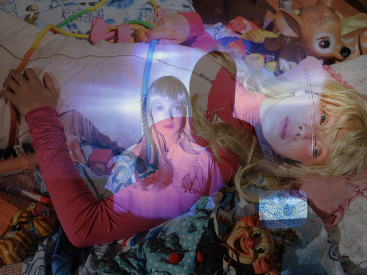 """""""Caroine Remembers,"""" Kelsey and Remy Bennett. Courtesy of the artists."""