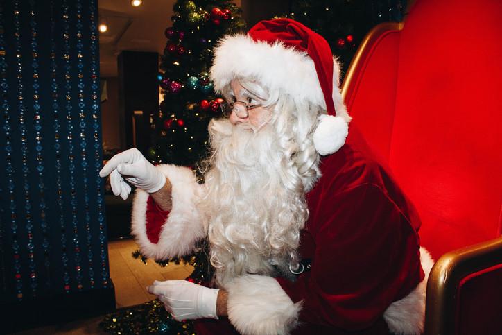 1cda330ab6911 Spoiler alert  New York City Santa s have been very
