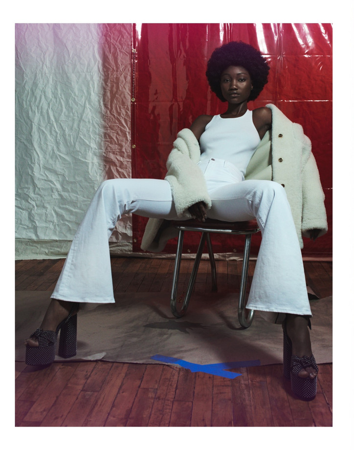e25eeef2c3ba8 office chatted with the model about navigating the modeling industry as a  black model and more. Check out the full story below.