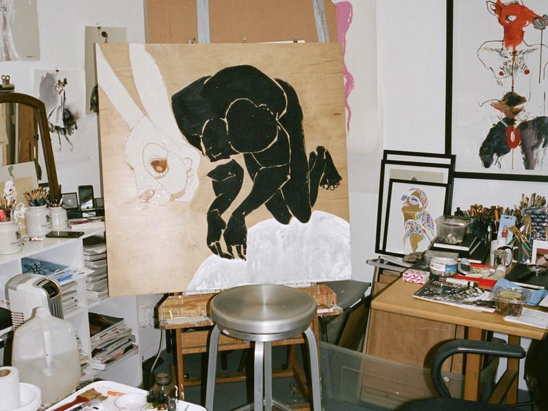 kreative moderne wohnung interieur donovan hill, dreaming is heavy metal | office magazine, Design ideen