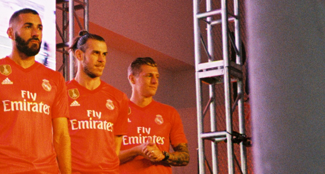 22a8236dc Real Madrid Unveil Conscientious New Kit