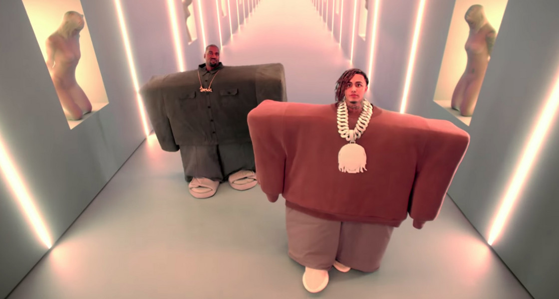 Lil Pump Roblox Song Kanye West X Lil Pump Office Magazine
