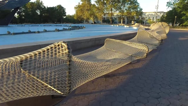 Ai Weiwei - Good Fences Make Good Neighbors - Flushing