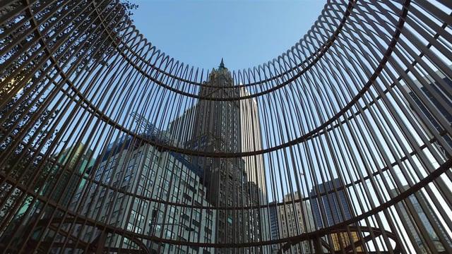Ai Weiwei - Good Fences Make Good Neighbors - Central Park