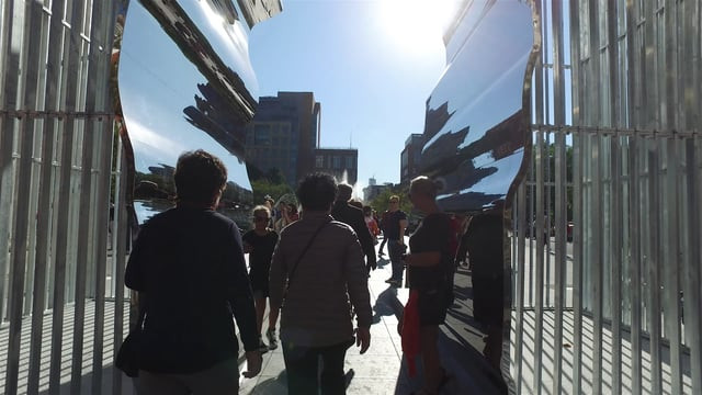Ai Weiwei - Good Fences Make Good Neighbors - Washington Sq Park