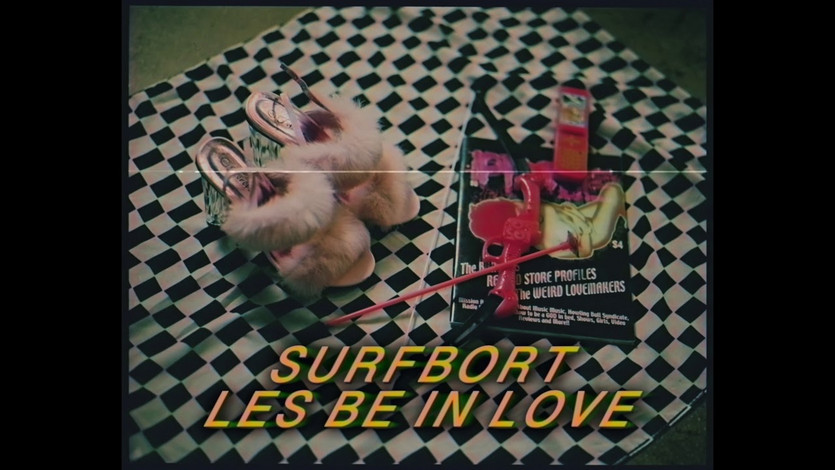 Surfbort - Les Be in love (Audio)