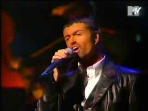 George Michael - Jesus To A Child (live at MTV Music Awards, 1994, Berlin)