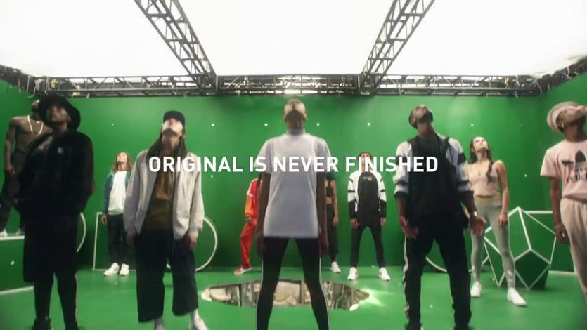 adidas Originals | Original is never finished | 2018