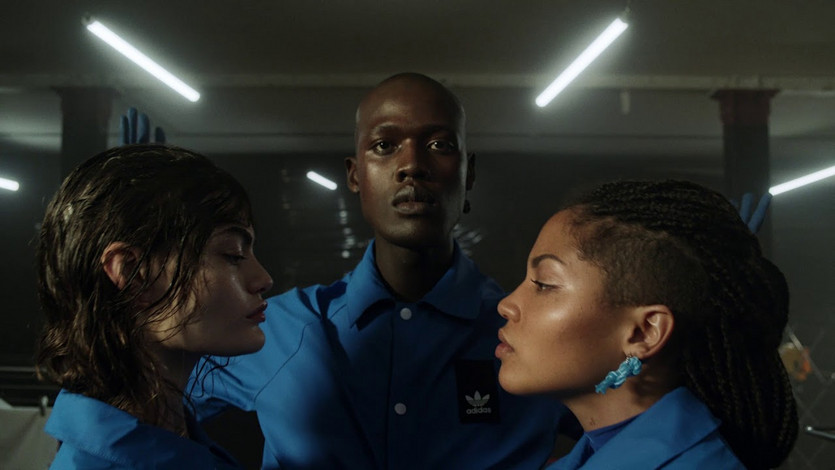 adidas Originals by Olivia Oblanc | 'King' | Directed by Ronan McKenzie