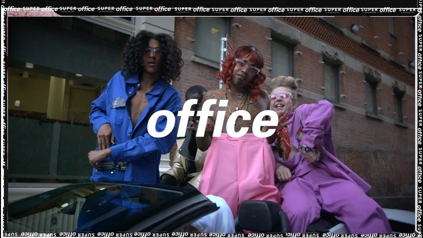 "OFFICE / SUPER ""The Making of 2hoes"""